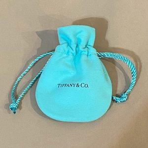 Tiffany & Co small dust bag